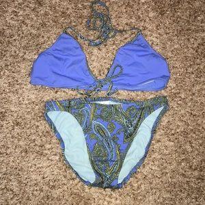 NWOT J Crew bikini, medium